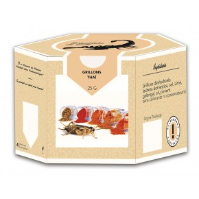 Crickets : indian spices